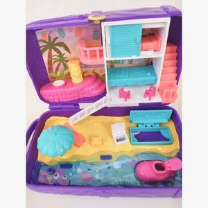 1 Polly Pocket Hidden Places Beach Vibes Backpack